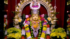 Varalakshmi Festival At Sri Raja Rajeswari Amman Temple London 27-07-2012