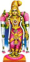 Meenakshi Pancharatnam Lyrics-English
